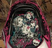 Портфель,рюкзак Monster High