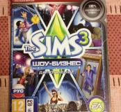 Диск с the sims 3