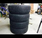 Bridgestone ice cruiser 195/65/15