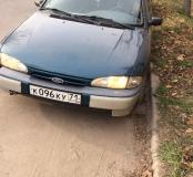 Ford Mondeo 1.8 МТ, 1993, универсал