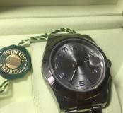 Rolex Oyster Perpetual date just (Ролекс оригинал)