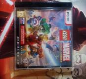 Lego marvel super heroes computer game