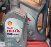 Масло Shell Helix 5W30