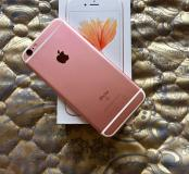 iPhone 6s (64) rose gold