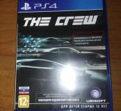 THE CREW_limited edition (PS4)