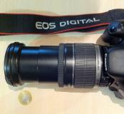 Canon EF-S 18-200mm f3.5-5-6 IS