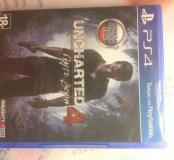 Игра на PS4 uncharted4