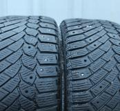 225 / 50R17 2шт Continental ContiIceContact