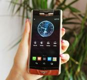 VERTU Signature Touch Power Bentley Edition