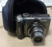 Фотоаппарат Canon a 590 is