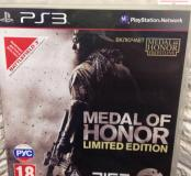 Medal of Honor ps3 Limited Edition