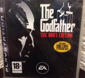 The Godfather ps3 The Dons Edition