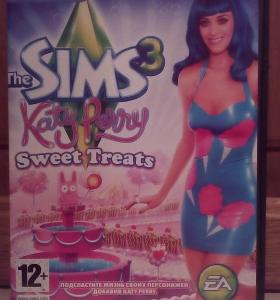 Диск The Sims 3
