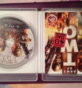 army of TWO :40 day ps3