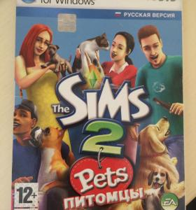 Продам The Sims 2, The Sims 3
