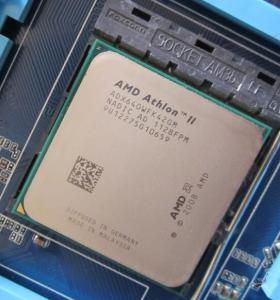 AMD Athlon ll 640 4х3.00GHz