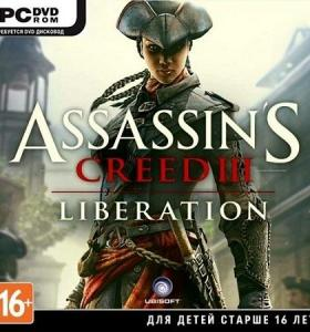 Assassin's Creed |||: Liberation HD + TR (2013)