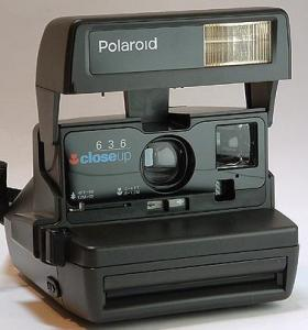 Фотоаппарат Polaroid close up 636