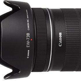 Canon EF-S 18-135mm f/3.5-5.6 IS + блен