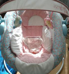 Продам шезлонг Happy Baby Lounger