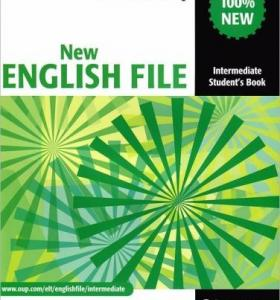 New English File Intermediate (complete set)