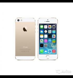 iPhone 5s 16. Gold