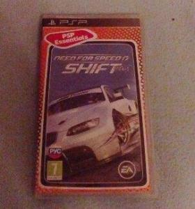 Игра need for speed shift на psp
