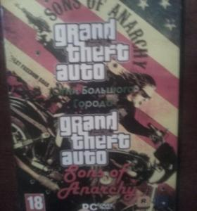 Grand therf auto episodes : sons of anarchy