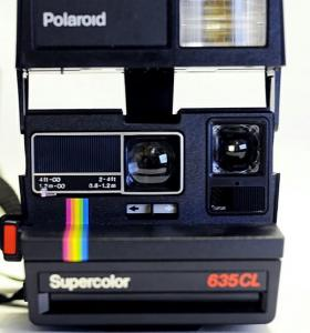 Фотоаппарат Polaroid Supercolor 635 CL