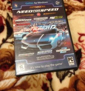 Диск со всеми (need for speed)