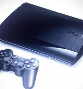 SonyPlayStation3 SuperSlim