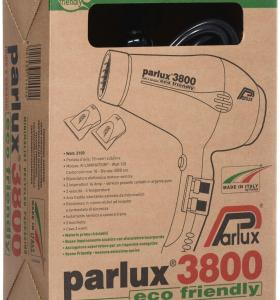 Фен parlux 3800 eco friendly ion ceramic