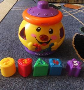 Горшочек Fisher Price