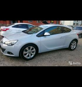 Opel astra 1.4МТ