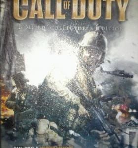 Видео игра CALL of DUTY