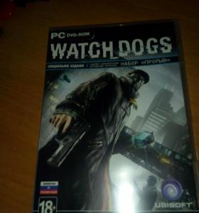 Диск Watch Dogs