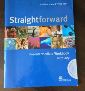 StraightForward Pre-Intermediate Workbook