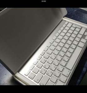 Клавиатура Apple Wireless Keyboard White