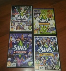 The sims 3 // PC