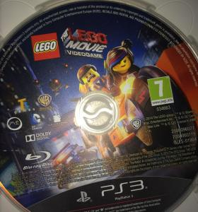 Lego movie на PS 3