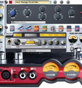Audio interface Line 6 UX2