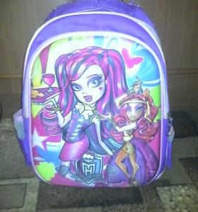 "Портфель ""Monster High"""