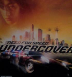 Need for Speed undercover на копьютер