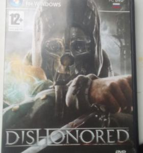 Dishonored, Вор