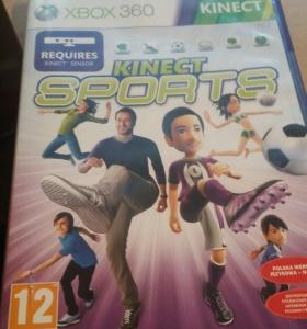 Kinect sports диск