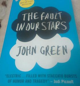 """Книга """" THE FAULT IN OUR STARS"""""""