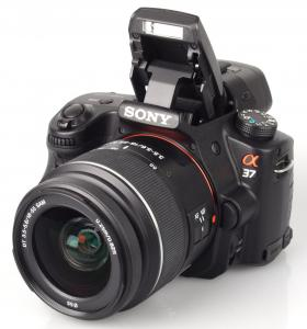 Sony a37 + 2 объектива (18-55 и 18-250)