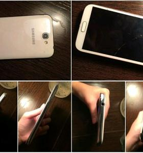 Телефон Samsung Galaxy Note2