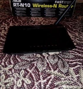RT-N10 Router Wireless-N