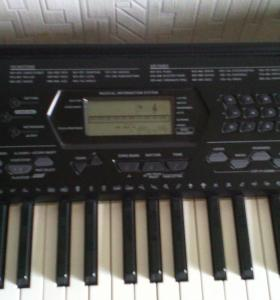Синтезатор casio ctk3000